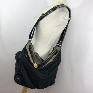 Le SportSac Stella McCartney Overnight Bag Black